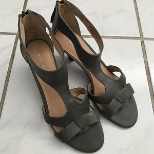 Nine West sandals, EUC.